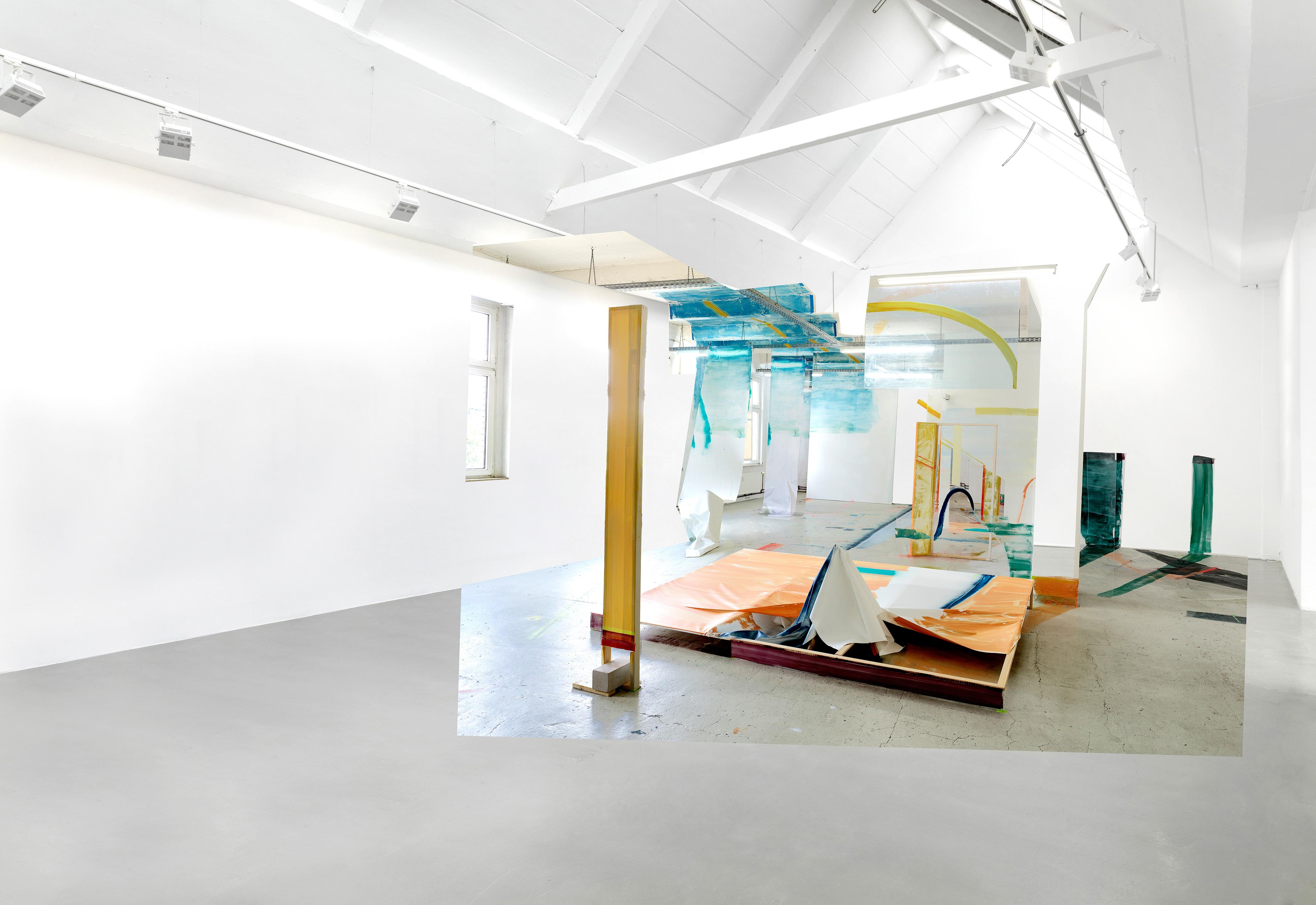 Galerie Barbara Thumm \ New Viewings #5 \ Heike Gallmeier