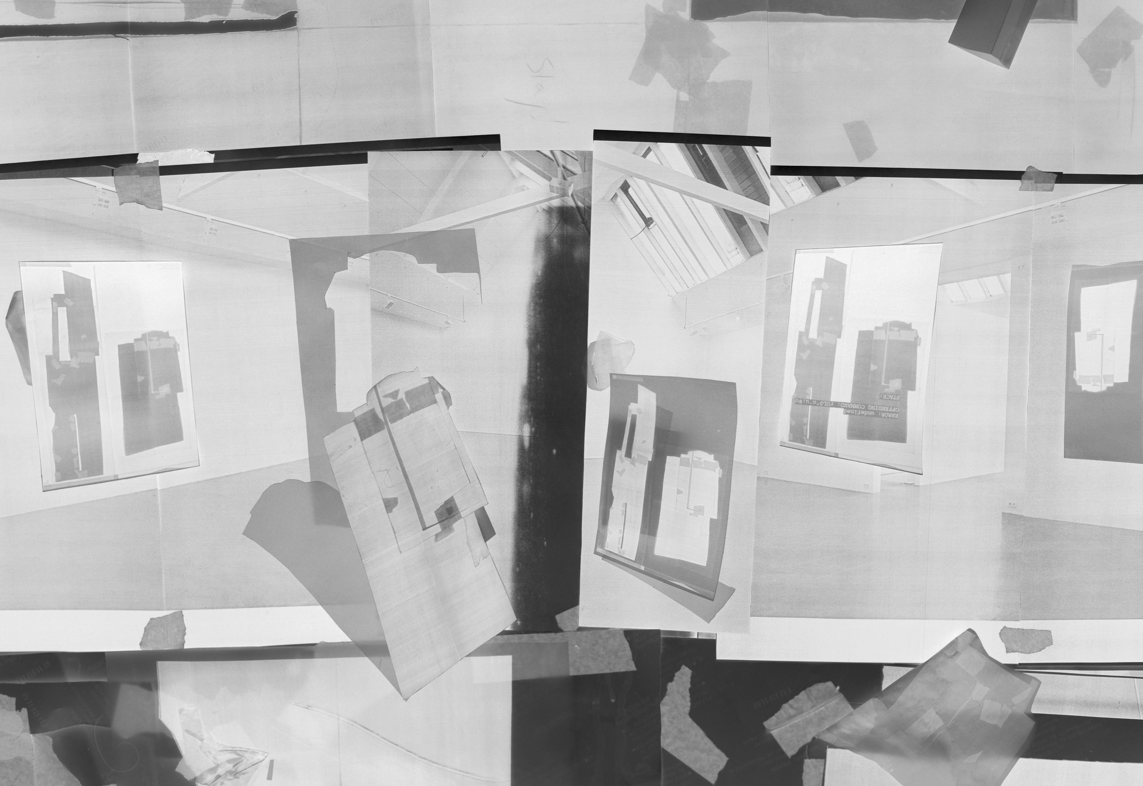 Galerie Barbara Thumm \ New Viewings #5 \ Marie Rief