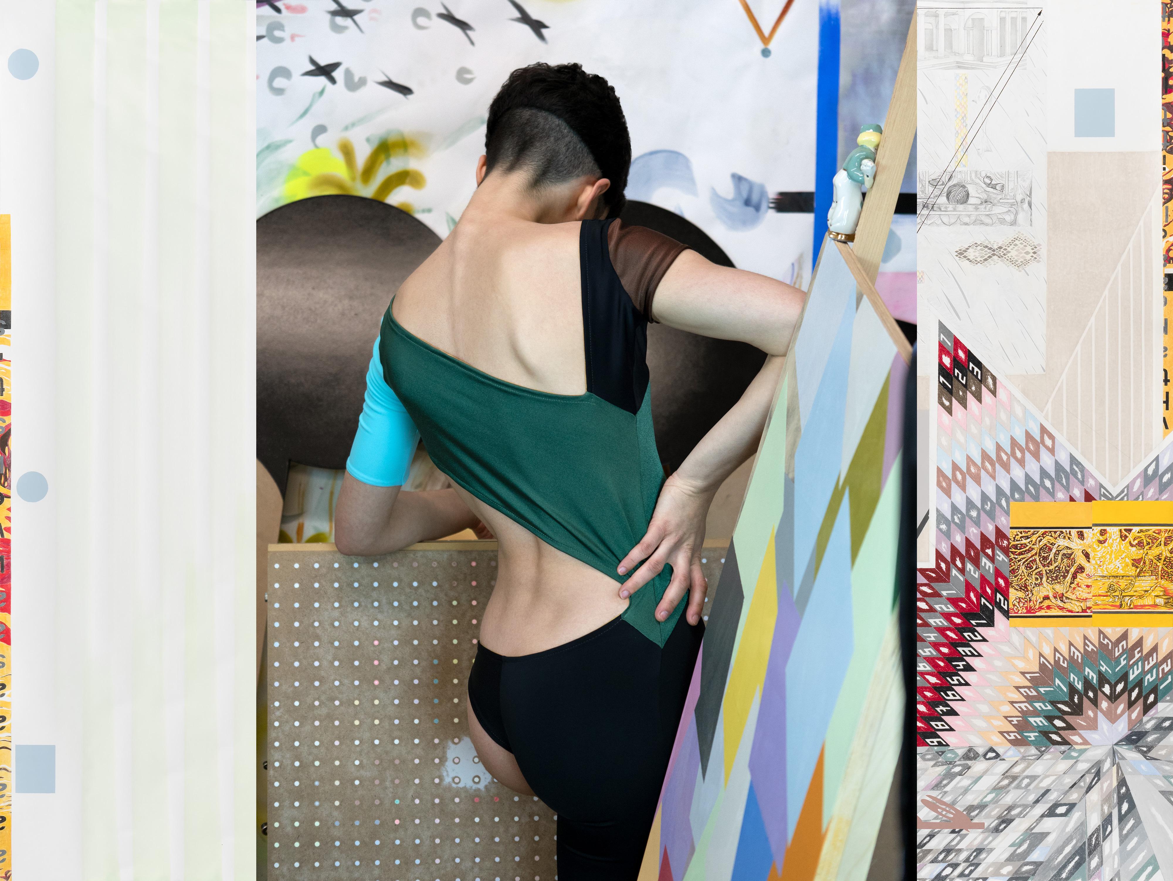 Galerie Barbara Thumm \ New Viewings #3 \ Anna K.E.