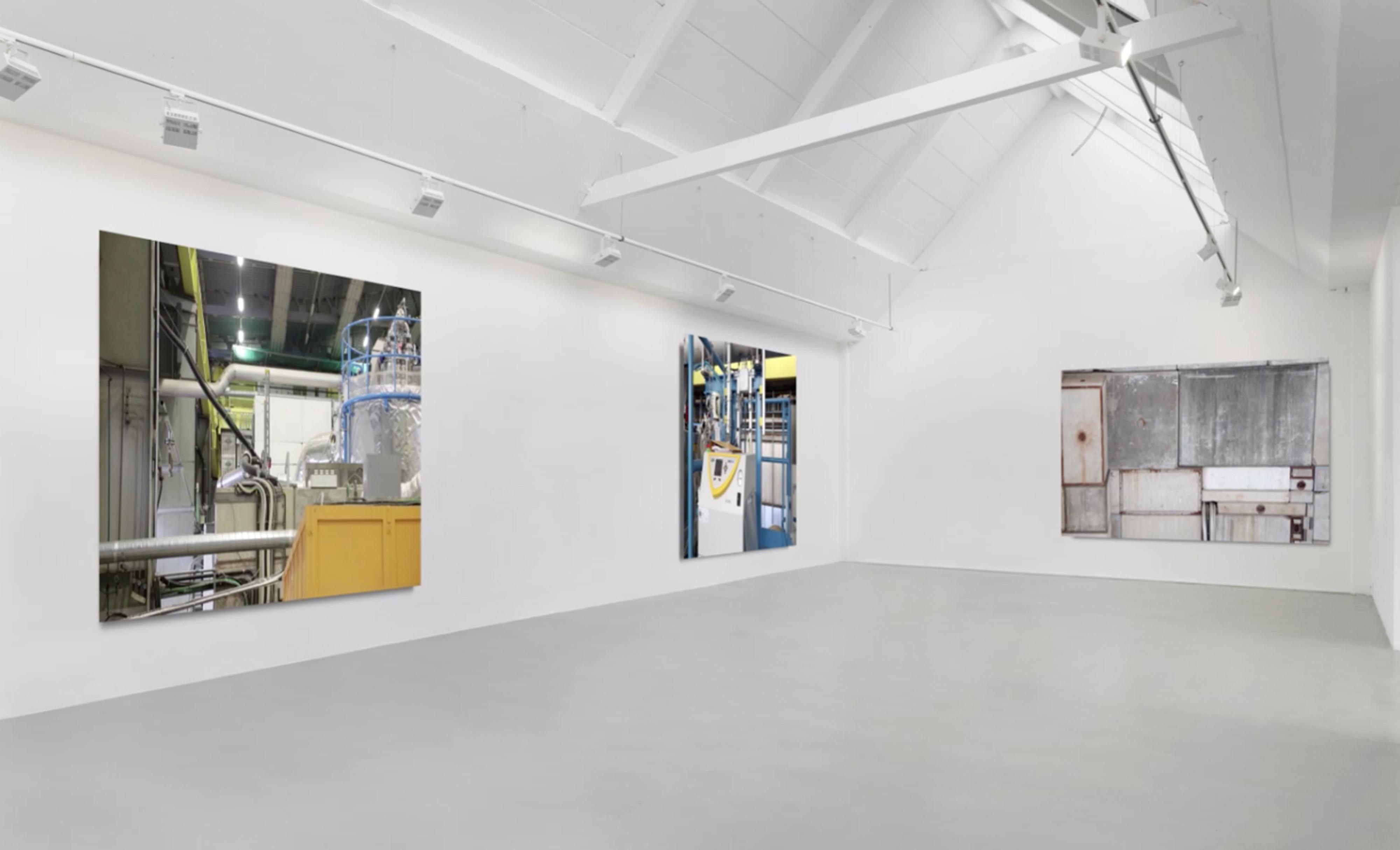 Galerie Barbara Thumm \ New Viewings \ New Viewings #15