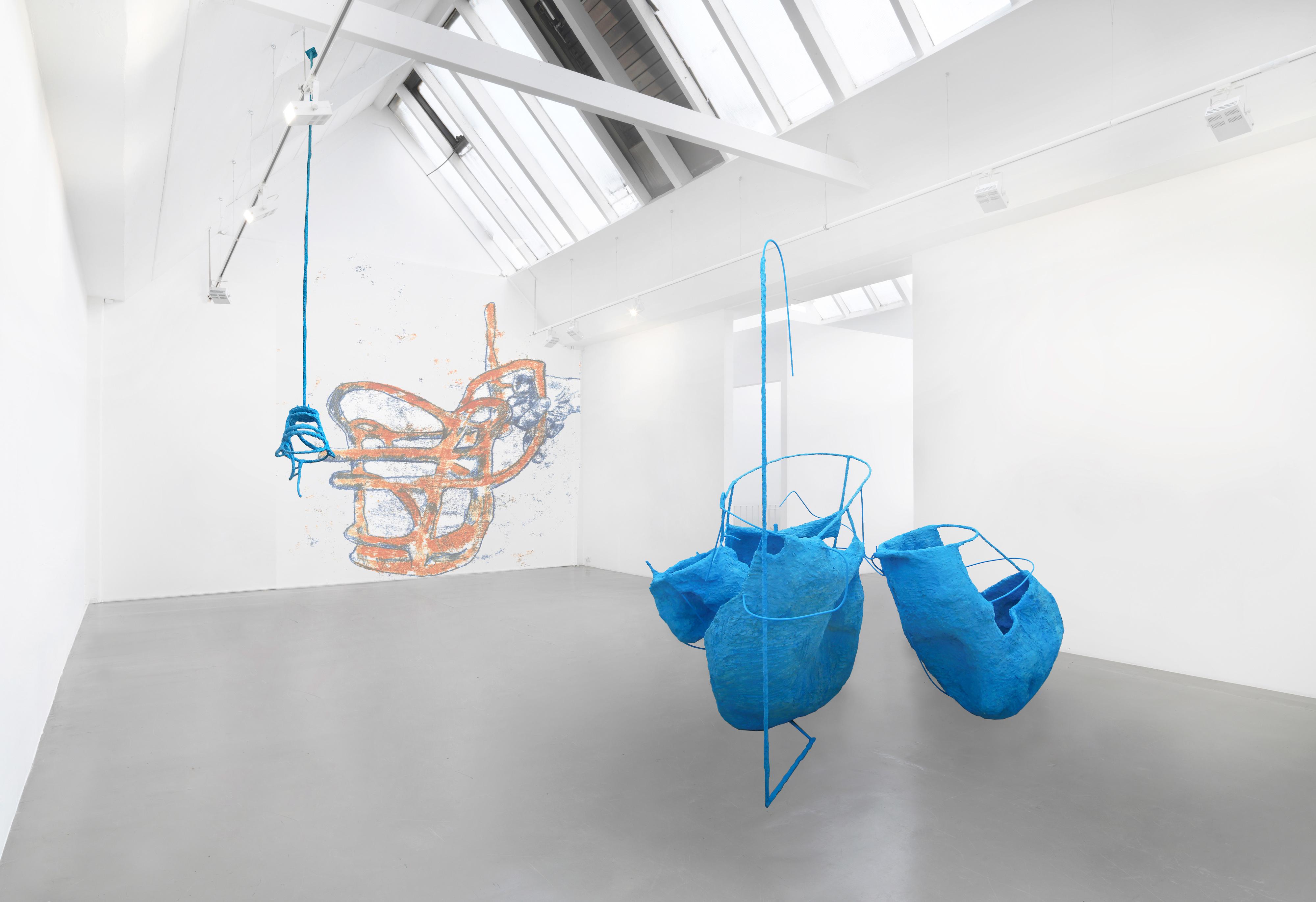 Galerie Barbara Thumm \ New Viewings #17 \ Olivia Bax