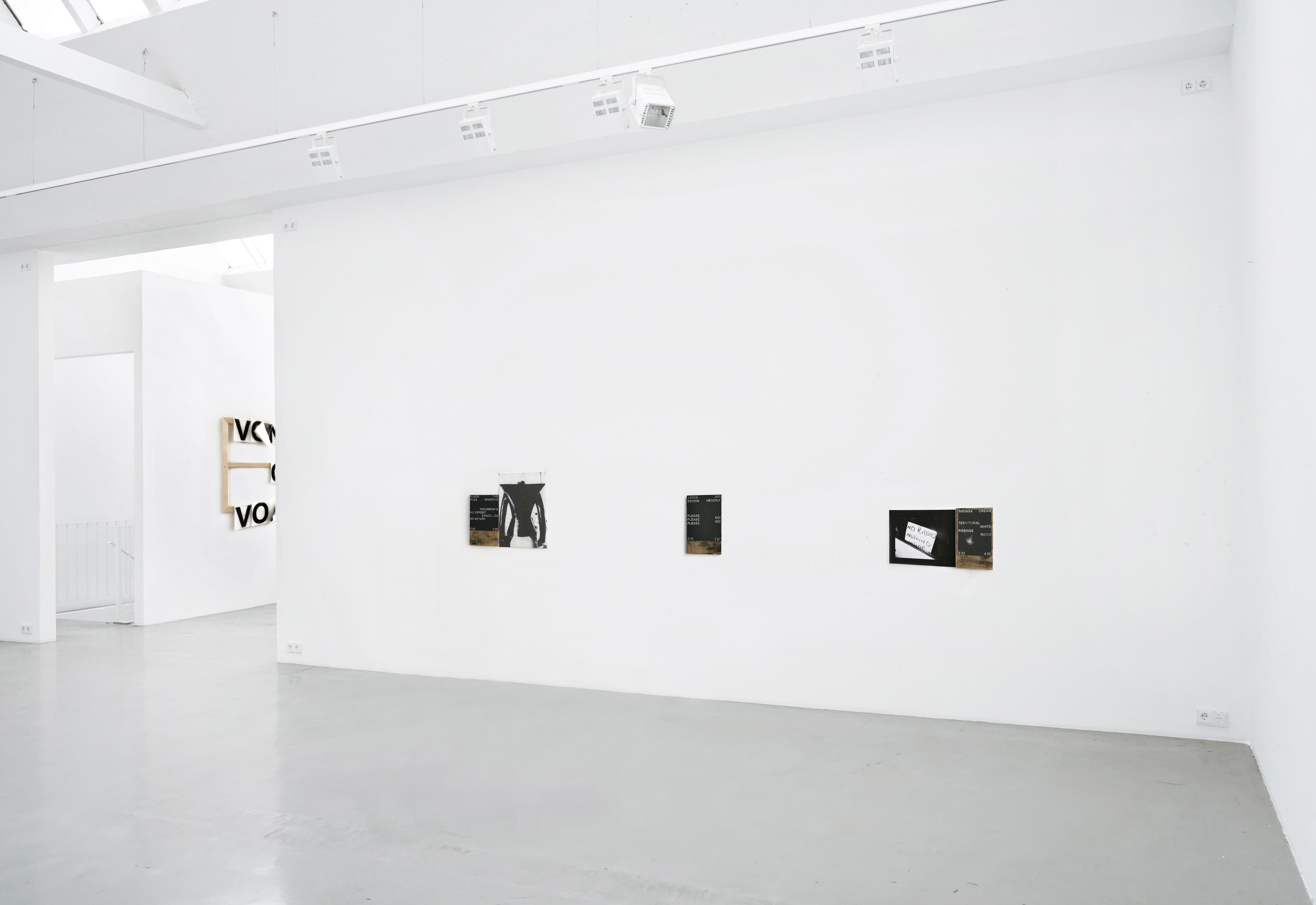 New Viewings \ Marina Faust and Nicolas Jasmin