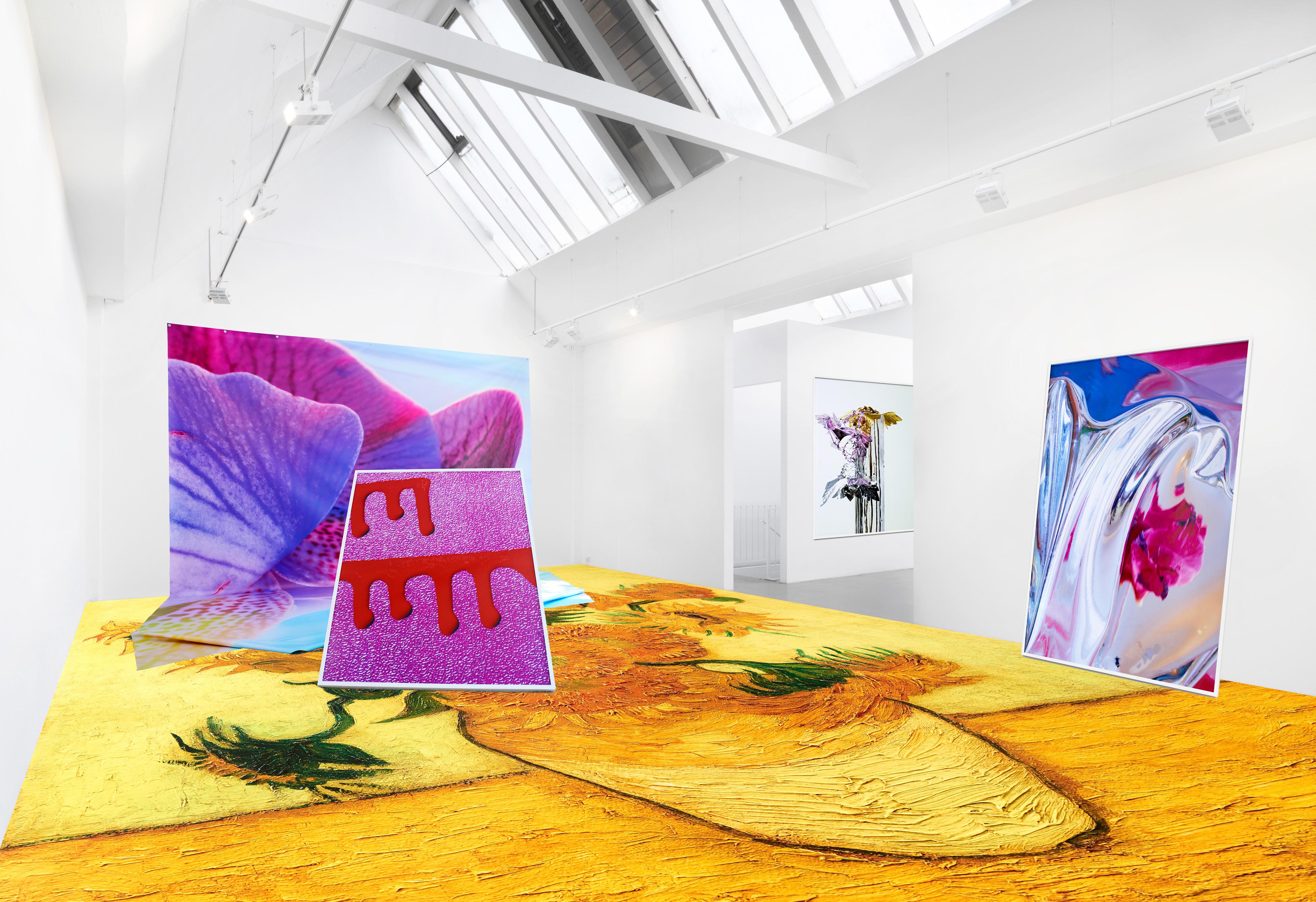 Galerie Barbara Thumm \ New Viewings #7 \ Marius Glauer