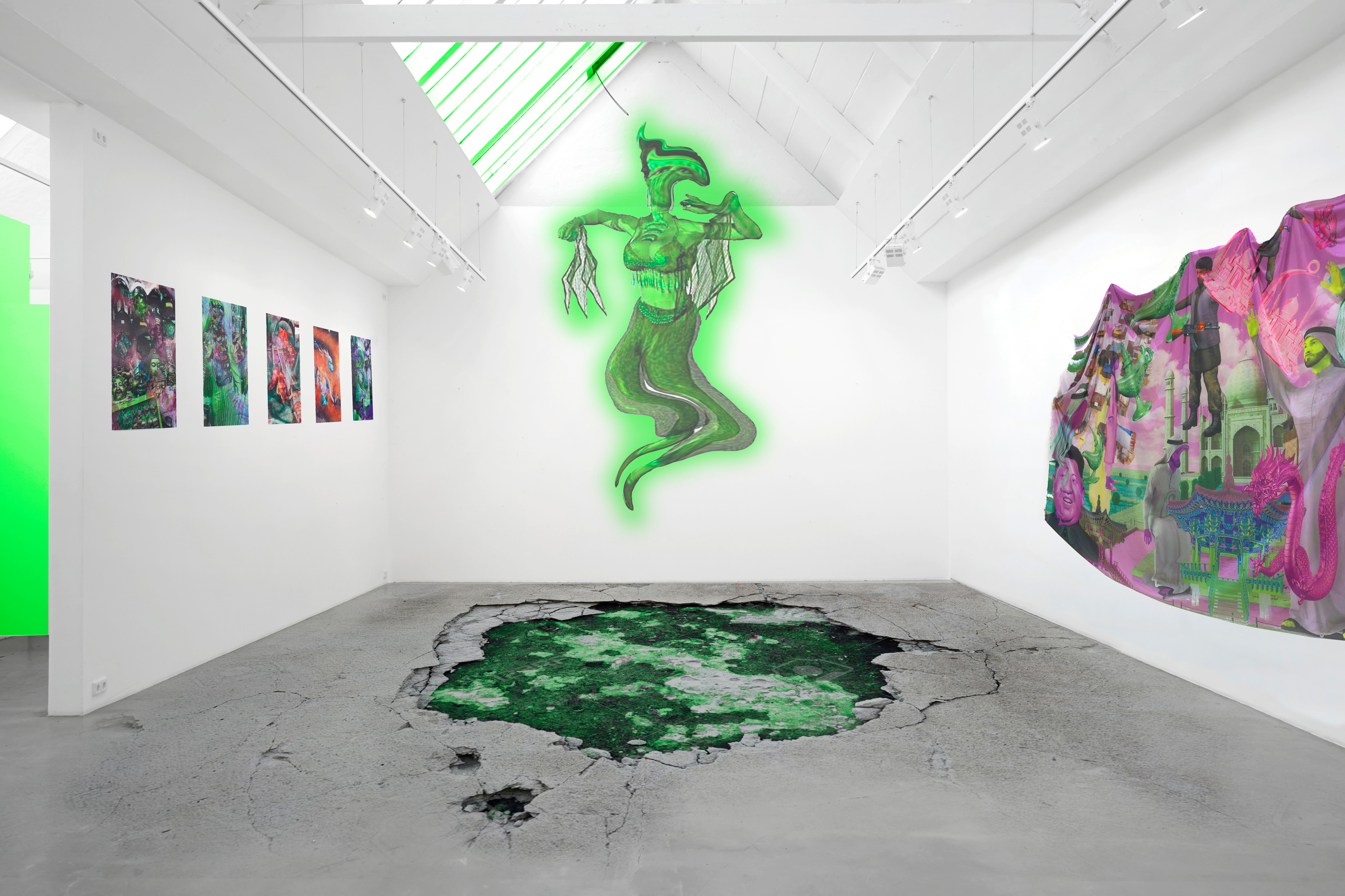 Galerie Barbara Thumm \ New Viewings #8 \ Anna Ehrenstein