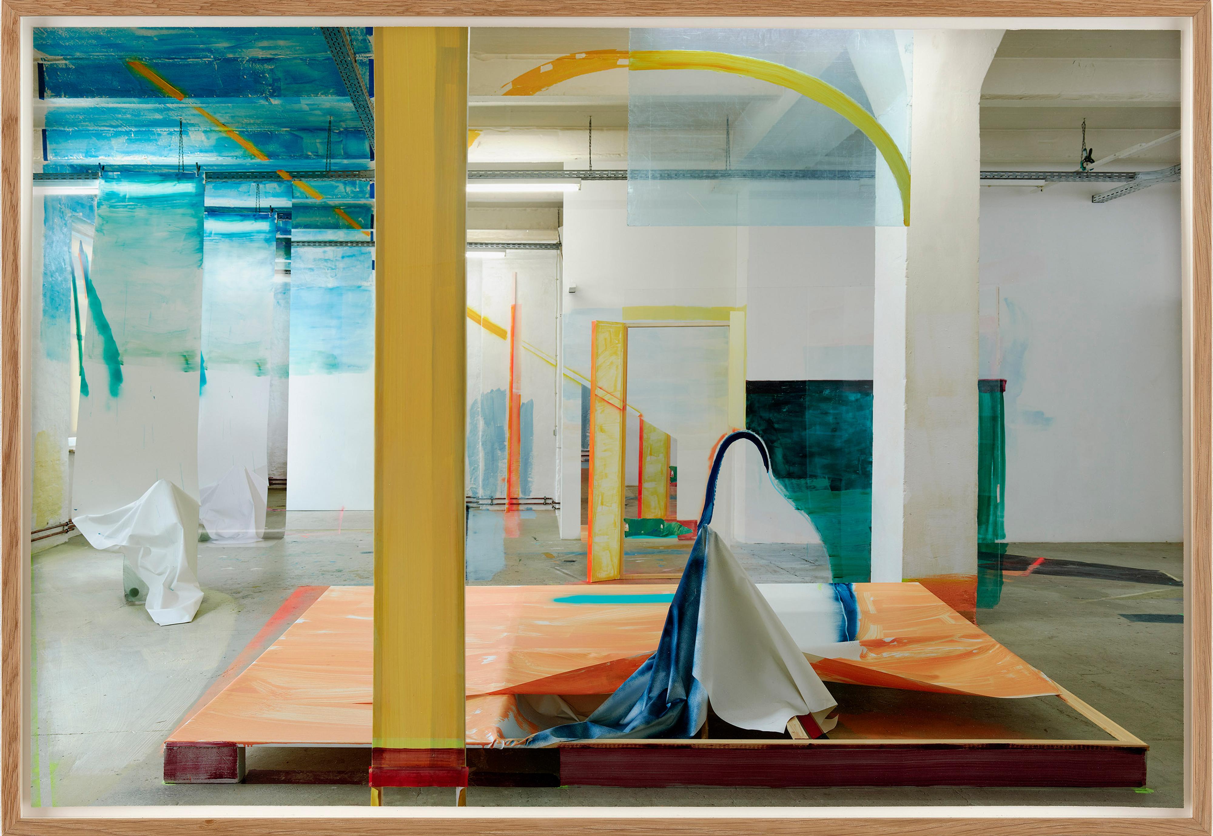 Galerie Barbara Thumm \ New Viewings #5 \ New Viewings #5