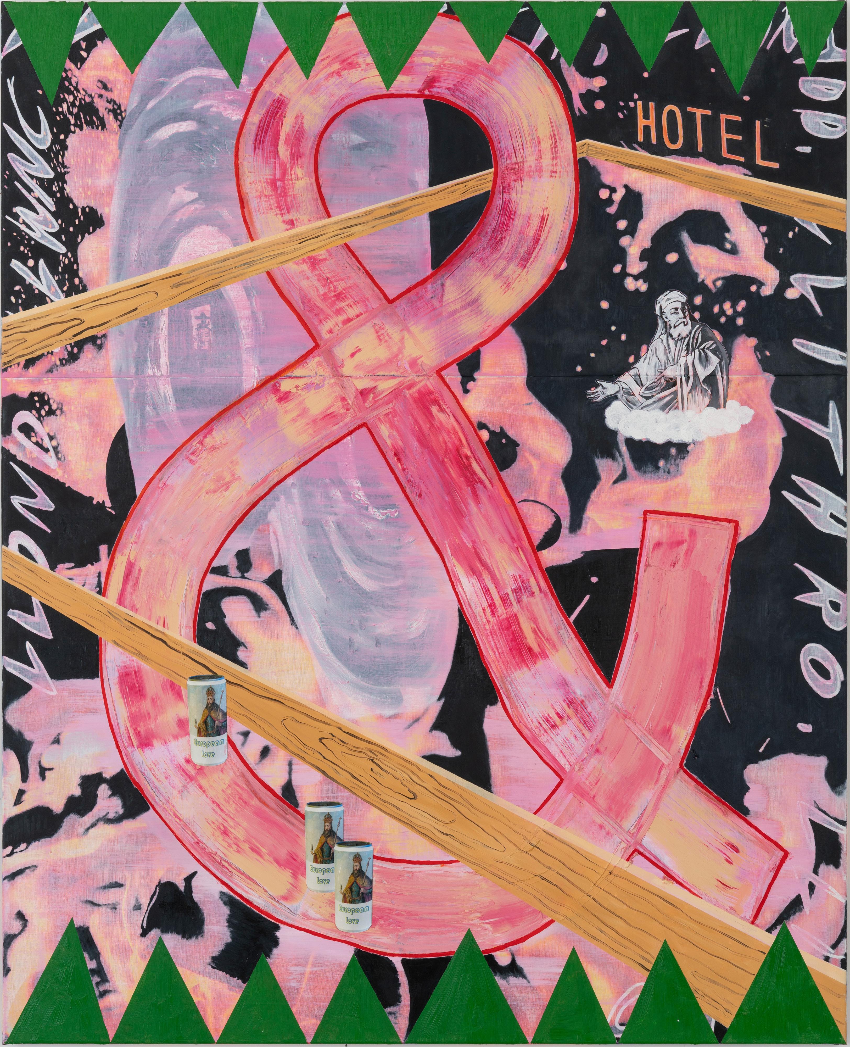 Galerie Barbara Thumm \ New Viewings #8 \ Jack Burton