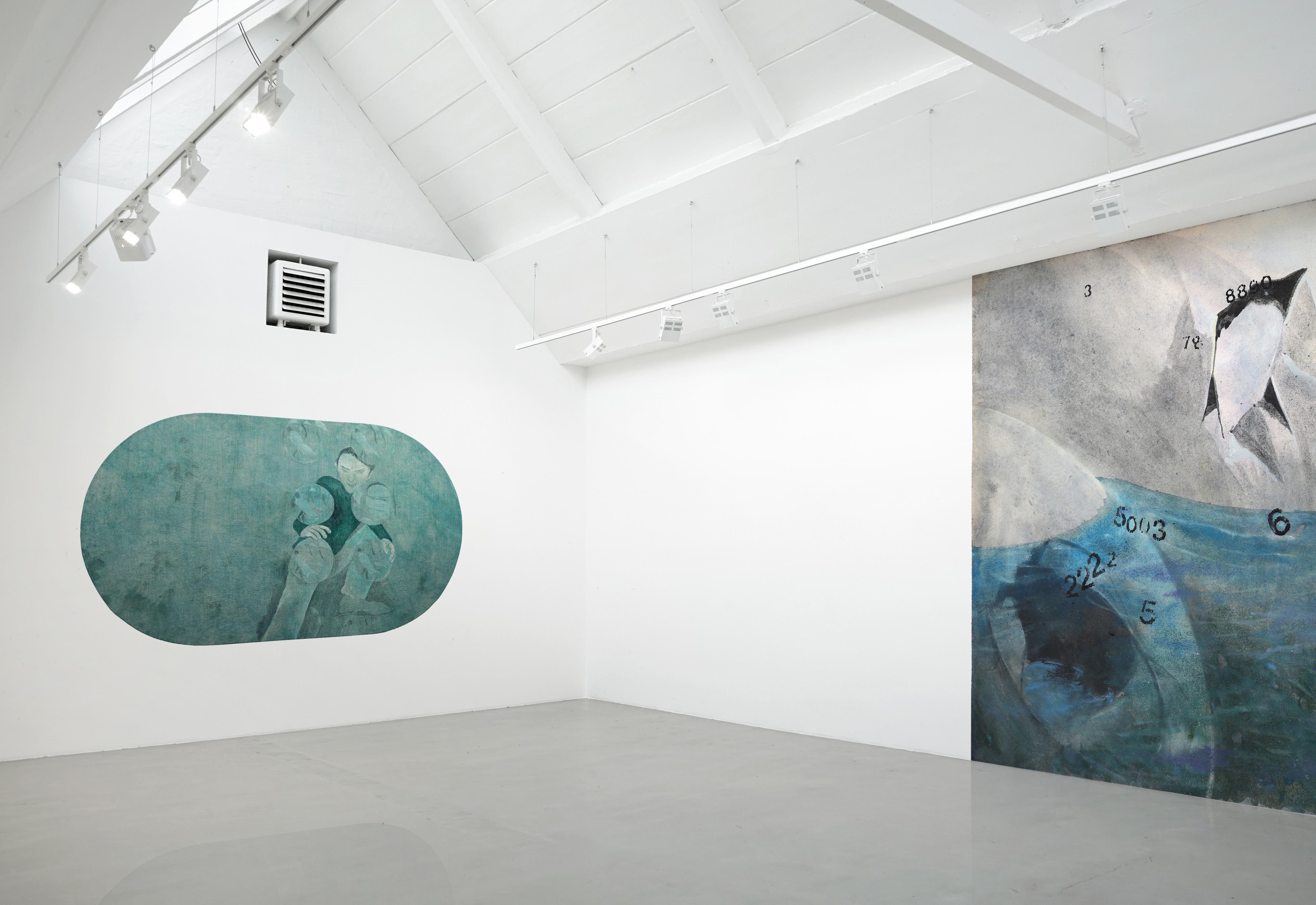 Galerie Barbara Thumm \ New Viewings #36 \ Ivan Seal